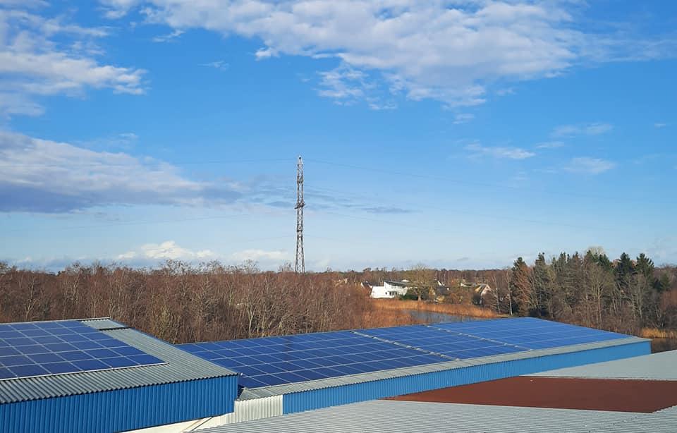Tööstushoone katus